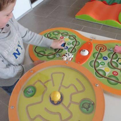 Des jeux pour les enfants en intérieur